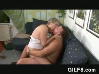 European Granny Wants A Cock To Fuck