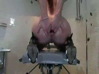 Anal fisting big insertion huge gape superwebgirlscom