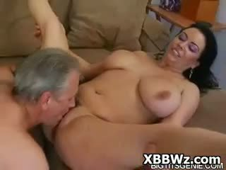 Hot Pounding In Spicy Hot BBW Pussy