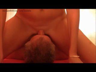 Masturbation & Squirt in His Face
