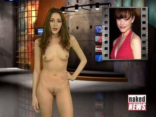 Naked News Rachel Audition