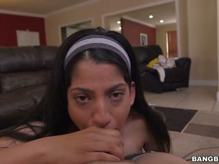 Mercedes Cleans out My Pipes, Free BangBros HD Porn fb