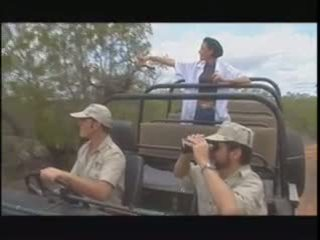 Safari Tourist Wife Gangbang, Free Gangbang Porn Video 52