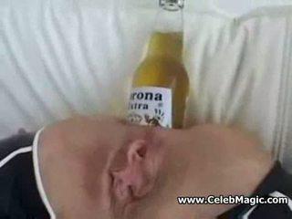 Bottles for the ass