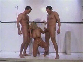 Kim Chambers - Bathroom 3some