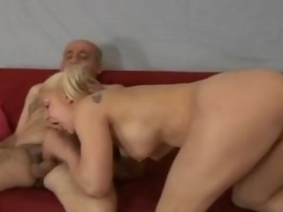 Caroline De Jaie and Oldman, Free Mature Porn 5e