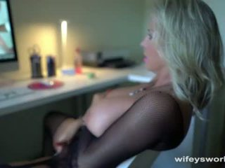 "Wifey Gets Off Fantasizing About Big Black Cocks <span class=""duration"">- 5 min</span>"