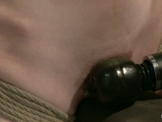 Annabelle Lee Red Headed Slut Live Show Part 31