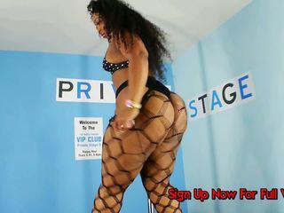 Lady Free Xxl Christina Fox Candy DA Body & 10 Big Booty