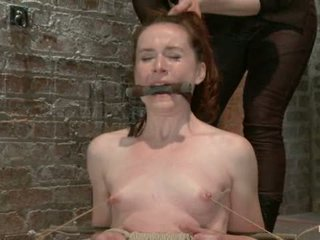 Annabelle Lee Red Headed Slut Live Show Part 41