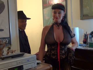 Granny Goes Black-dirty White GILF gets BBC Fuck of Her