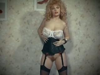 The Skin Trade - Vintage 80's Big Tits Blonde Strip...