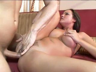Fucking two pornstars