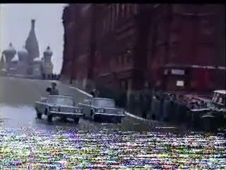 Tracey En URSS