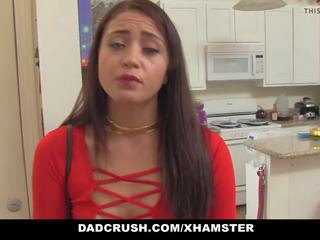 Dadcrush - Sexy Daughter Brings Dad Breakfast in Bed...