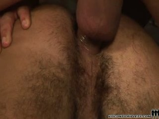 Dominant Prisoner Parks It In His Sub Cellmate S Hairy Ass