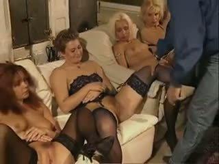 German Orgy: Free Hardcore Porn Video