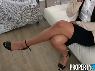 Propertysex - Ridiculously Hot Real Estate Agent Fucks