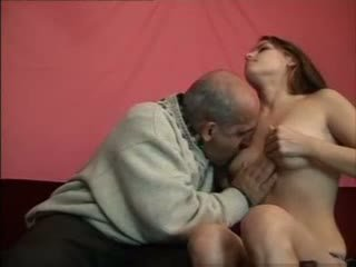 Filthy Old Man Seduces Younger Girl