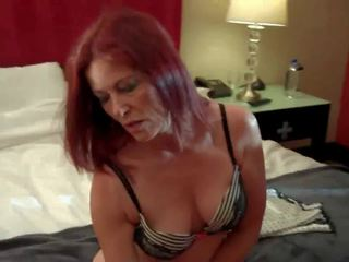 Mom Feet Fucked and Creampie, Free Footjob HD Porn f1