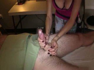 A happy end amateur massage