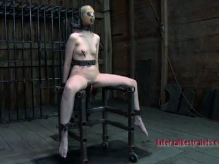 Whipping a naughty worthless babe