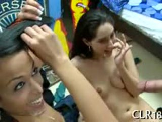 Breasty Angel Get Cum On Her