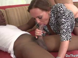2 Black Guys Bang a Guys Wife While He Watches: HD Porn ee