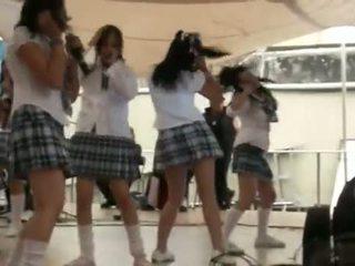 Japanese Schoolgirl Band