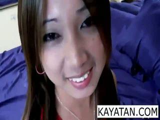 Cute Filipina Natamaan ng Malaking Titi