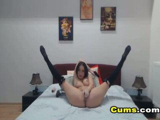 Hot Babe Ass Fucking with a Dildo