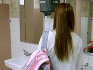 Bisexual Hardcore Teen Toilet Sex