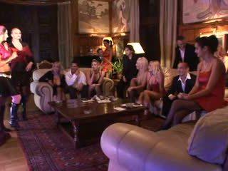 British Orgy Scene: Free Hardcore Porn Video 53
