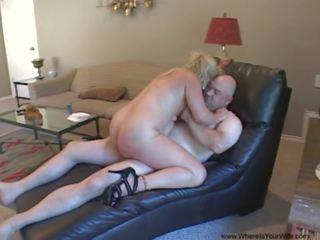 Anal Big Tit Mature Blonde MILF, Free HD Porn bf