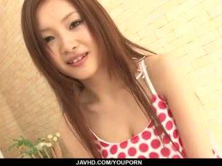 Suzuka Ishikawa sweet Japanese fucks until exhaustion
