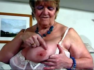 Beautiful BBW Granny Vid, Free Beautiful Granny Porn Video