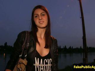 Hungarian Amateur Cocksucking for Cash, Porn 8e