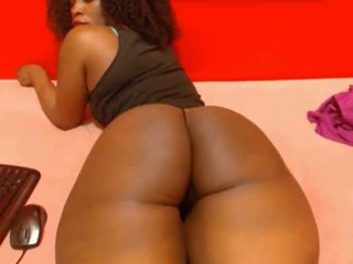 1st Bootiliscous-african Web Model Sweet Horny Ass Promo