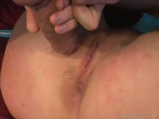 bitchy cum lover Nicole Brazzle gets her mouth dribbling with man milk
