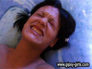 Gipsy 19young gipsy masturbation fuck