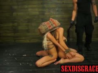 Bibi And Callie Get Rough Fuck After Doused With Water
