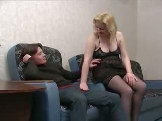 Russian Mom Teresa: Free Blonde Porn Video 22