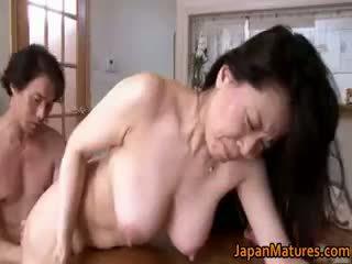 Miki Sato Lovely Nihonjin Mom Part1