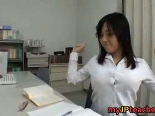 Azusa Nagasawa Asian Babe Is A Busty Part5