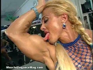 Lynn Mccrossin 01 - Female Bodybuilder