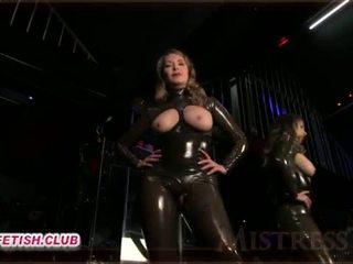 Femdom joi humiliation - Mistress T - Captured!