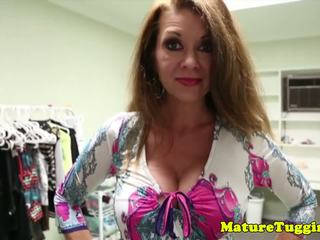 Bigtitted Mom Titfucking Stepsons Taboo Cock: Free Porn 25