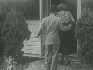 Retro Vintage Porn Movie 1925