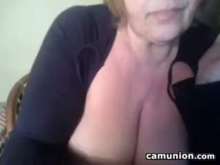 Nasty Granny With Big Tits