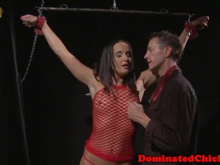 Smalltits Sub Beauty Dominated in Dungeon: Free HD Porn bb